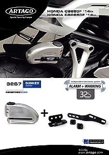 120 dB Antirrobo de disco con alarma Honda PCX 125