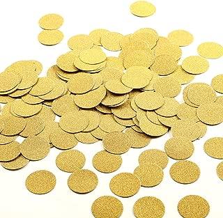 Best gold paper circles Reviews