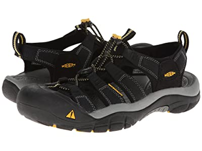 Keen Newport H2 (Black) Men
