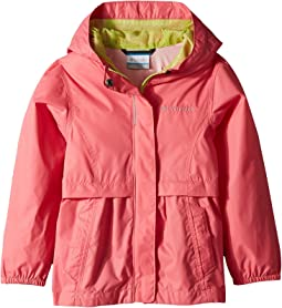 Pardon My Trench Rain Jacket (Little Kids/Big Kids)