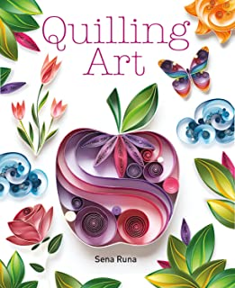 learn quilling art
