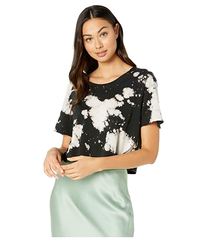LAmade Rogue Crop Top in Tie-Dye (Iron Tie-Dye) Women's T Shirt