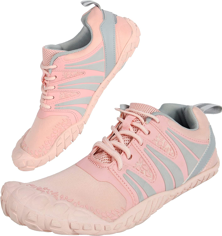 Oranginer Women's Barefoot Shoes - Japan Maker New Wide Box Zero Drop Toe Mi Over item handling
