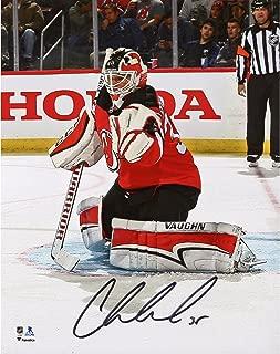 Cory Schneider New Jersey Devils Autographed 8