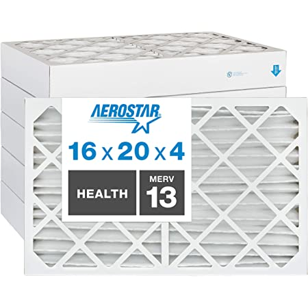 AFB10x10x1M8Apk2 2/Pack /AFB Silber Merv 8/ Ofen Filter//Air Filter/