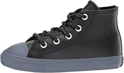 Chuck Taylor All Star Leather + Thermal - Hi (Infant/Toddler)