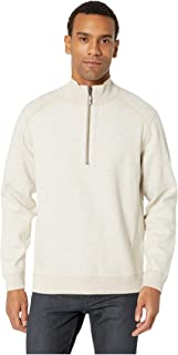 Tommy Bahama Mens Reversible Flipsider 1/2 Zip Pullover