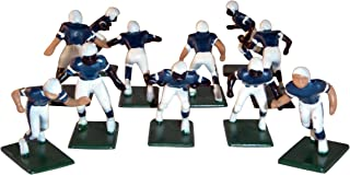 Electric Football 11 Regular Size Men in Blue White Home Uniform