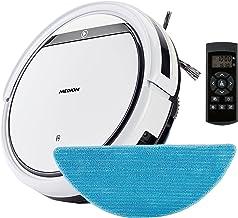 Medion 50065582 MD 18501 Robot Odkurzający, Tworzywo Sztuczne, 36 W, 0,3 L, Biały
