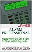 Honeywell Vista User and Programming guide: Honeywell 6150rf, 6150, 6160 rf, 6160 Keypads