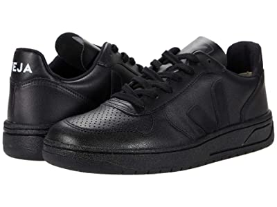 VEJA V-10 (Black/Black/Sole) Men