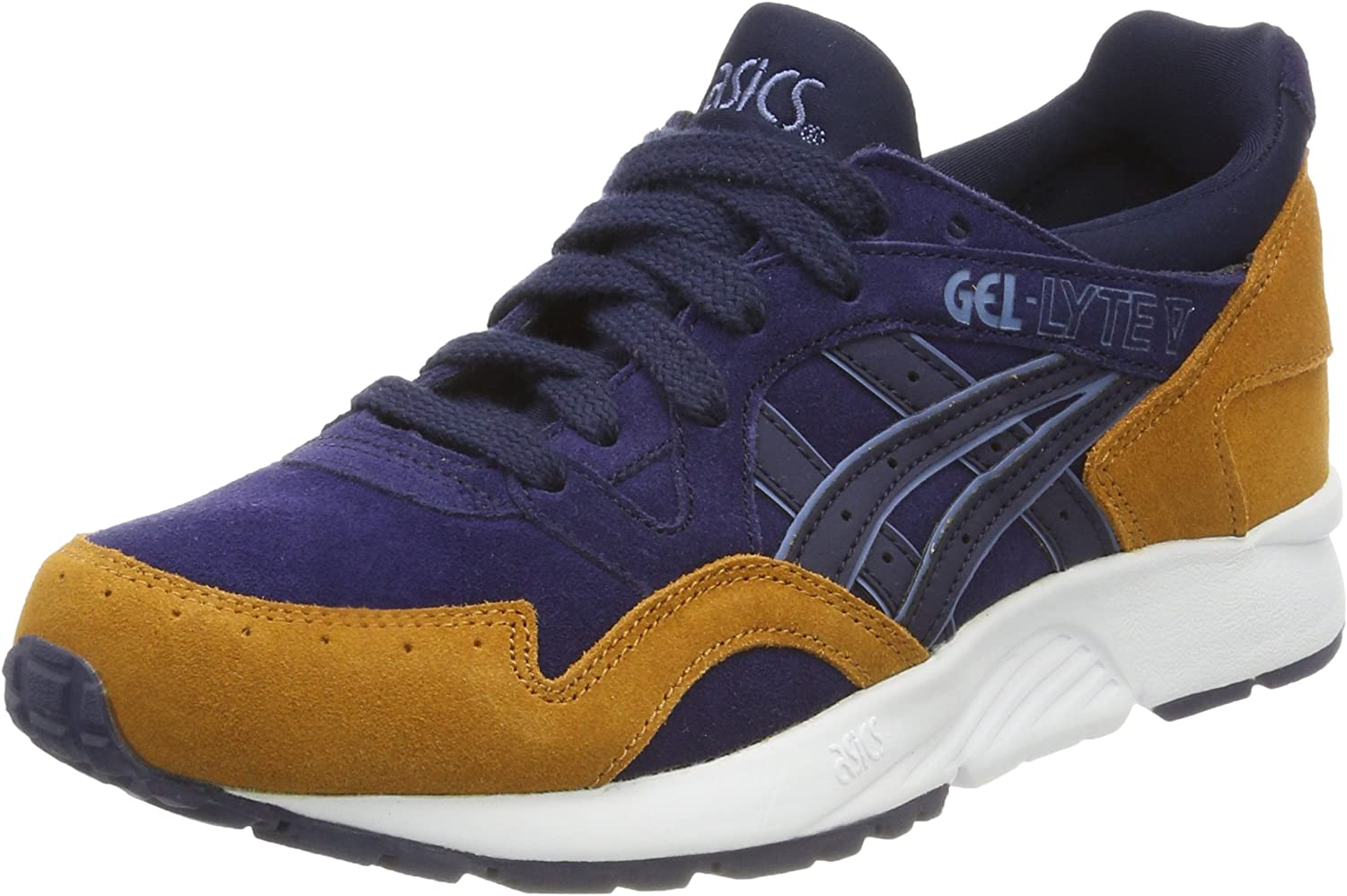 ASICS Unisex Adults' Gel-Lyte V Low-Top Sneakers