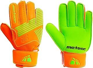 meteor Guantes Portero Goalkeeper Gloves Entrenamiento Futbol Equipacion fútbol niños niños - protección para los Dedos Catch