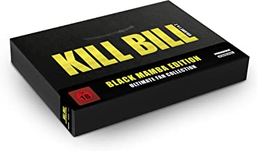 Kill Bill: Volume 1 & 2 - Black Mamba Edition