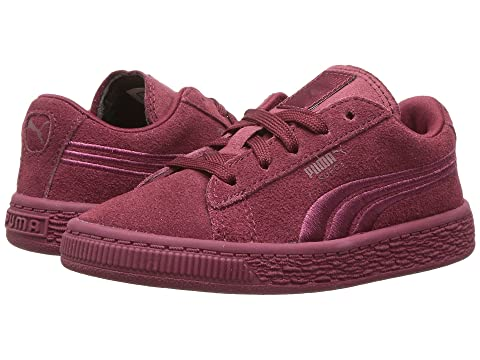 632a37196d06be Puma Kids Suede Classic Badge INF (Toddler) at 6pm