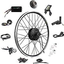 """EBIKELING 36V 500W 26"""" Geared Waterproof Electric Bike Kit - Ebike Conversion Kit - Electric Bike Conversion Kit (Front or..."""