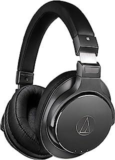 Audio-Technica ATHDSR7BT Auricular - Auriculares (Supraaural, Diadema, Inalámbrico y alámbrico, 5-40000 Hz, 2 m, Negro), 16