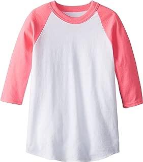 MJ Kid's 3/4 Sleeve Baseball Jersey