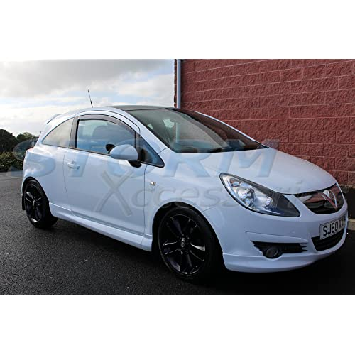Vauxhall Corsa Car Accessories Amazon Co Uk
