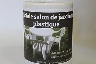 Amazon.fr : salon jardin plastique