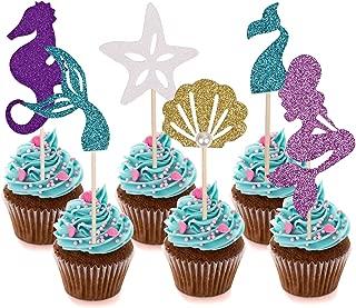Best mermaid theme cupcakes Reviews