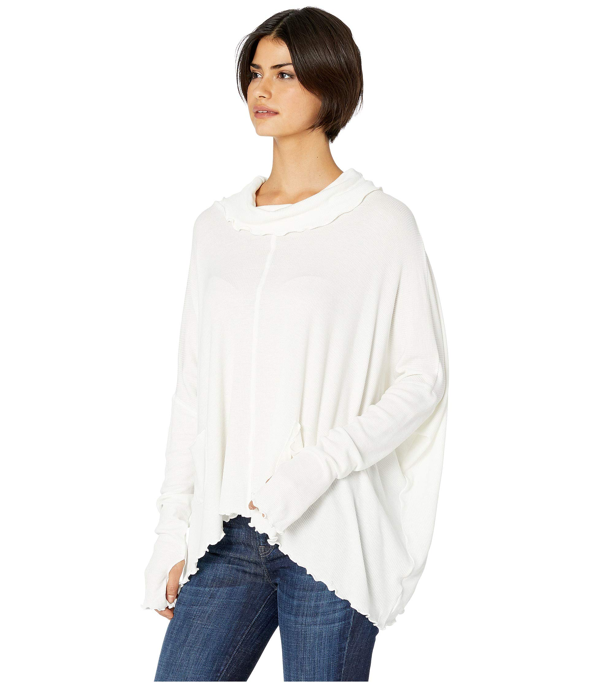 Central Sweater Park Lucy Love Vanilla Xn0qawg8