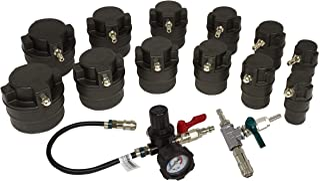 Lisle 69910 Kit de teste turbo com adaptador de fumaça
