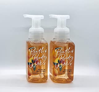 Bath & Body Works, Gentle Foaming Hand Soap, Peach Bellini (2-Pack)