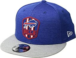 9Fifty Official Sideline Away Snapback - Buffalo Bills