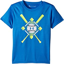 Under Armour Kids - Baseball Anthem Short Sleeve (Little Kids/Big Kids)