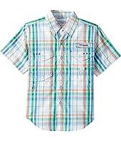 Columbia Kids - Super Bonehead™ S/S Shirt (Little Kids/Big Kids)