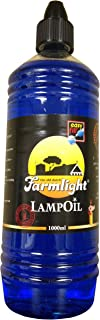 Bright Lights Blue Paraffin Lamp Oil -1 Liter