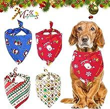 Driehoekige doek, dierenbandana, driehoek slabbetje, halsdoek verstelbaar voor puppy's, halsdoek voor honden, katten, huis...