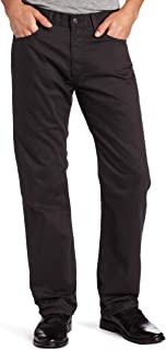 Levi's Mens 505 Regular Fit Jean