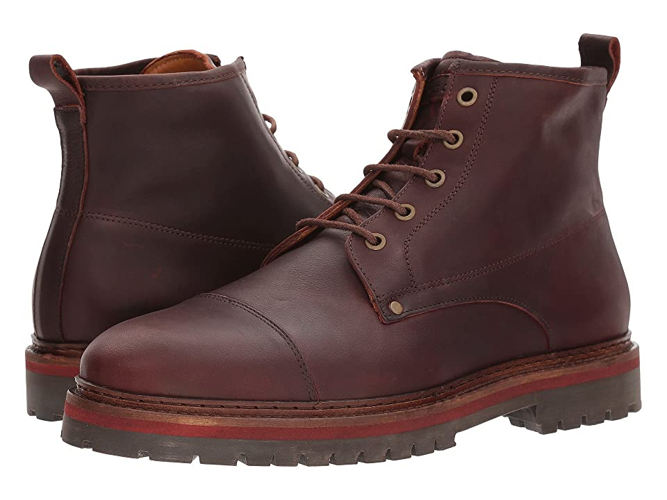 Vince Camuto Louden Boot (Dark Rust) Men