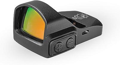 TRUGLO TRU-TEC Micro Red Dot Sight Open Reflex Optic for Rifles, Shotguns and Pistols