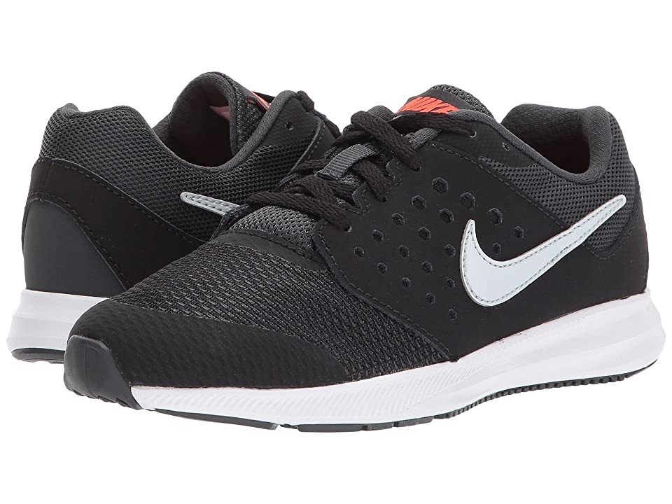 Nike Kids Downshifter 7 (Little Kid) (Anthracite/Pure Platinum/Black) Boys Shoes