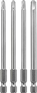 KWB 4puntas 100mm Tri-Wing 129740(TQ 60Acero, ISO 1173, accionamiento E 6.3), 0W, 0V