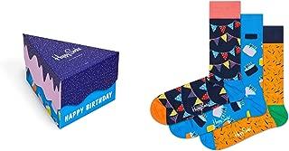 happy birthday socks gift box