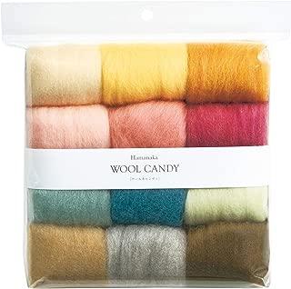 Hamanaka wool Candy 12 color set (Peer Selection) # 2