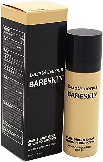 bareMinerals Pure Serum Foundation, Bare Cream, 1 Fl Oz