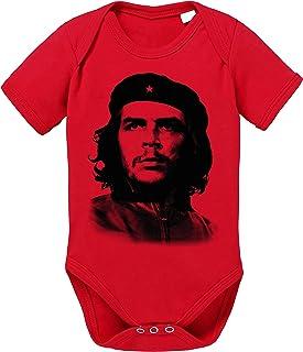 """Lustig Baby Body Baby Che Guevara /"""" Baby-Body Jungen Mädchen Kleidung"""