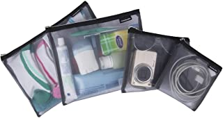 Travelon Set of 4 Mesh Pouches