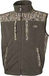 Windproof Layering 2-Tone Vest