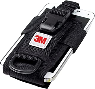 3M DBI-SALA Fall Protection For Tools,1500088,Adj Radio Holster, Adjusts To Any Portable Radio/Small Devices (Cell Phones/Cameras),Mount To Harnesses/Belts