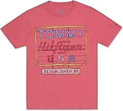 Tommy Hilfiger Boys' Billboard Logo Tee Shirt