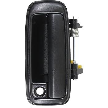 Genuine Toyota Parts 69220-AA010-E1 Exterior Driver Side Front Door Handle