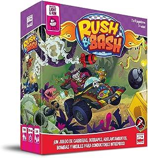 SD GAMES- Rush & Bash, Colour (SDGRUSBAS01)