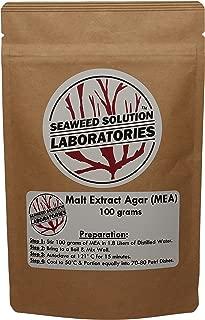 Malt Extract Agar (MEA) Dehydrated, 100 grams