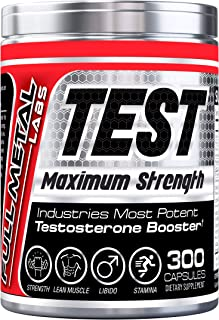 Best test booster metal muscle Reviews